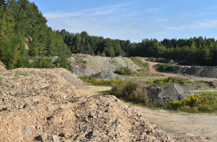 Backfilling of Abandoned Quarries